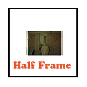 "picture of ""half frame"" slide for transfer slides digital pricing page"